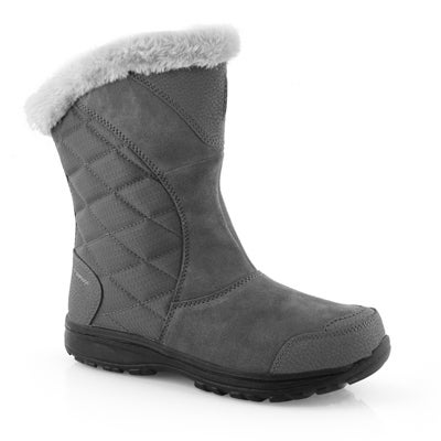 Lds Ice Maiden II Slip grey winter boot