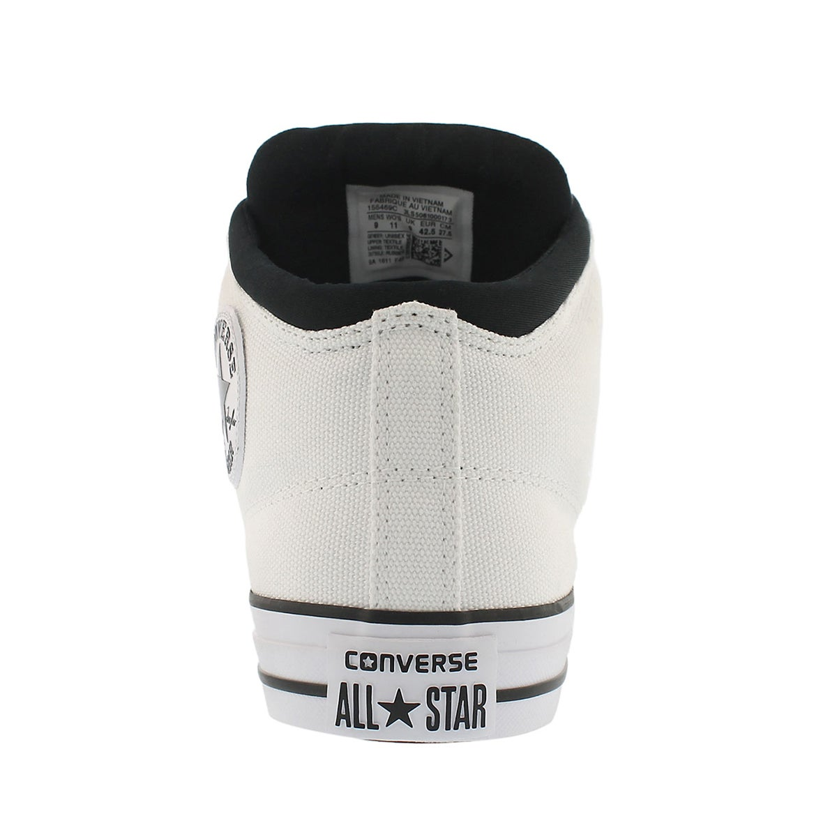 Mns CT A/S High Street white mid sneaker