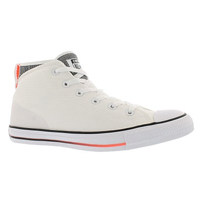 Mns CT A/S Syde Street wht/wht sneaker