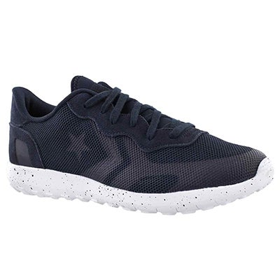 Mns Thunderbolt obsidian lace up sneaker