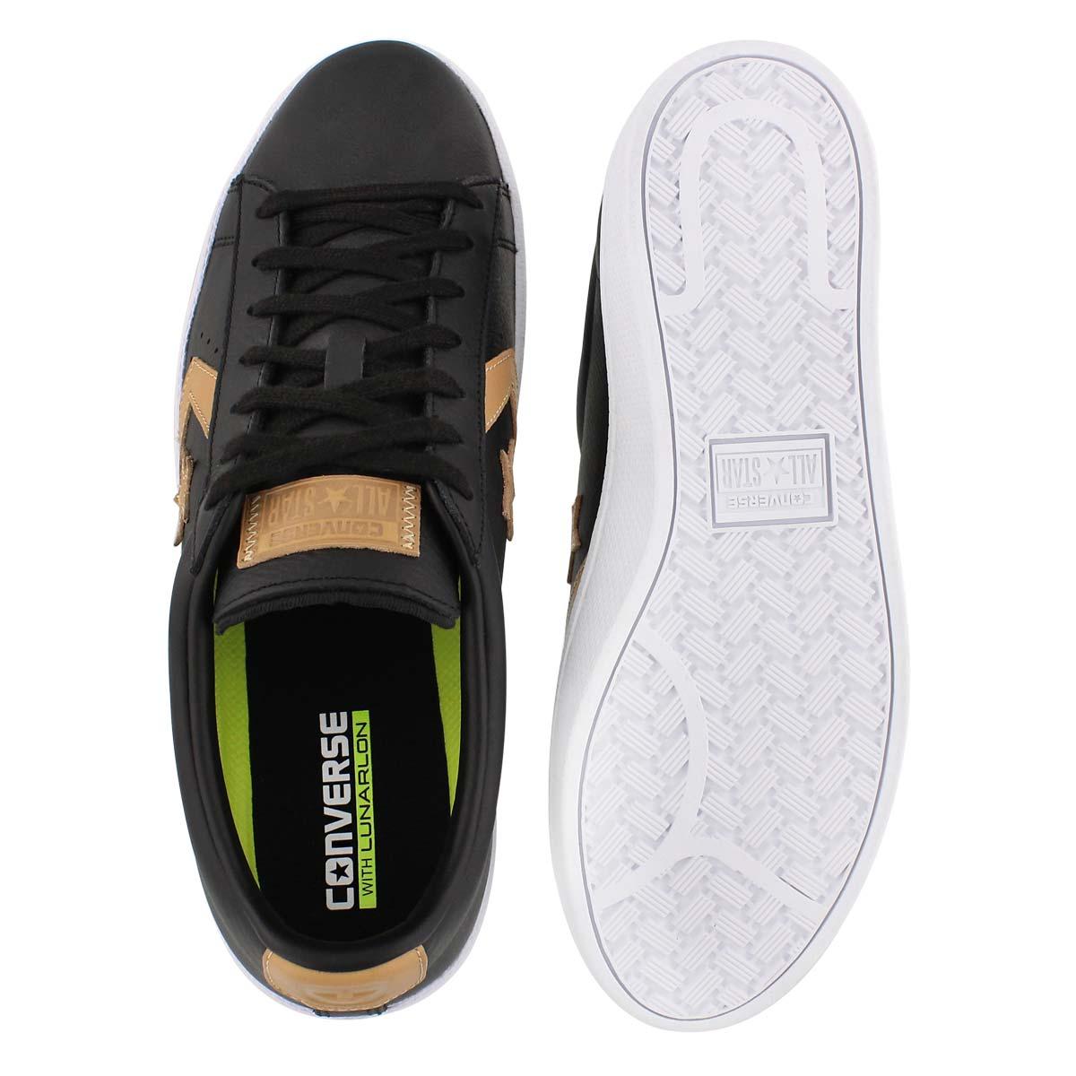 Mns PL 76 black sneaker