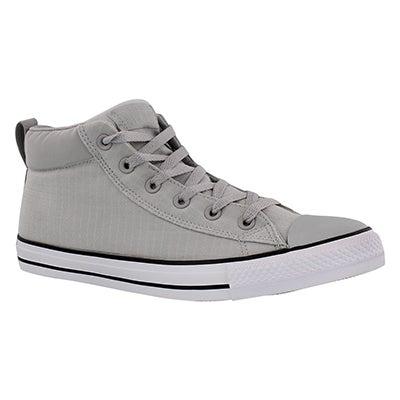 Mns CT A/S Street ash gry/wht sneaker
