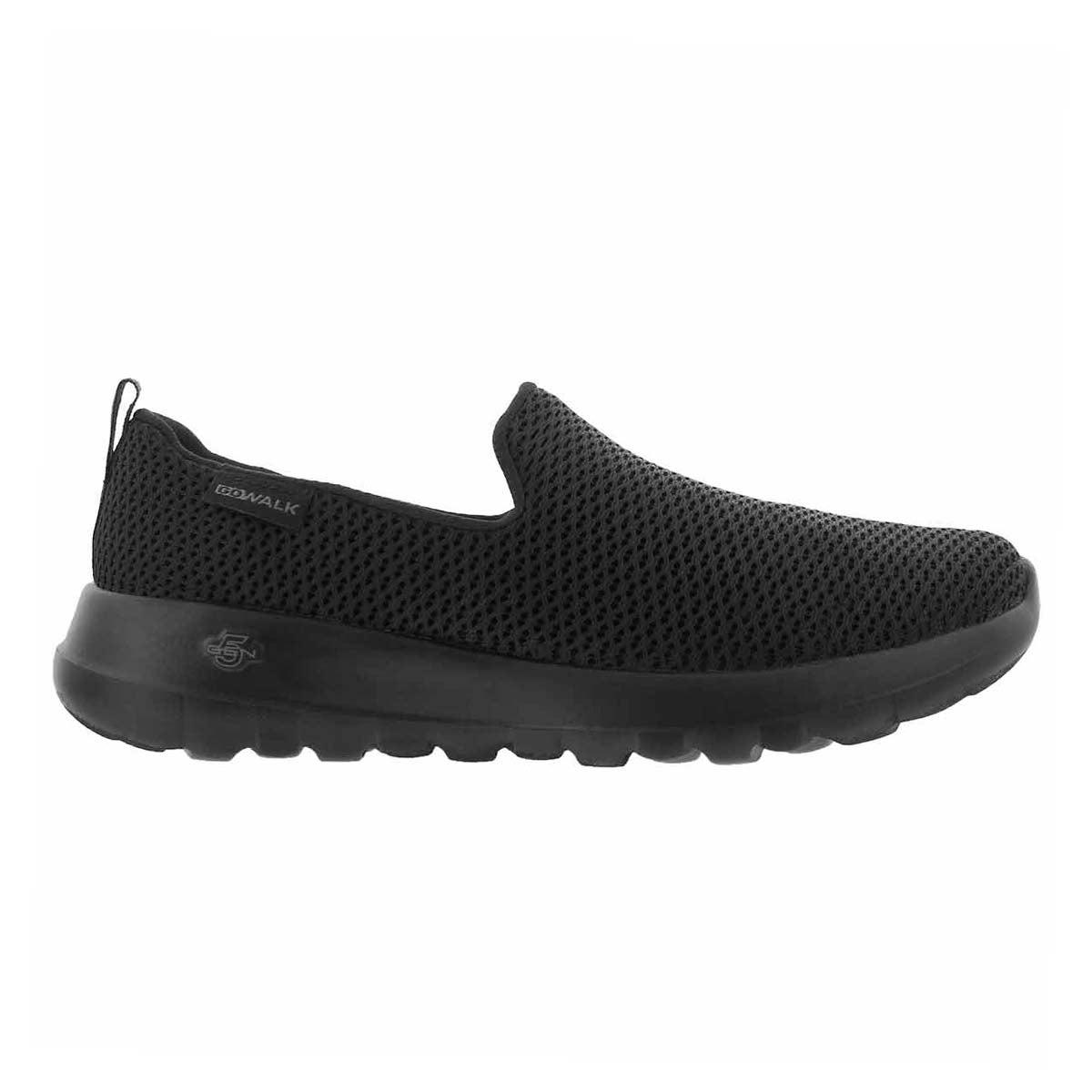 Lds GOwalk Joy blk slip on shoe