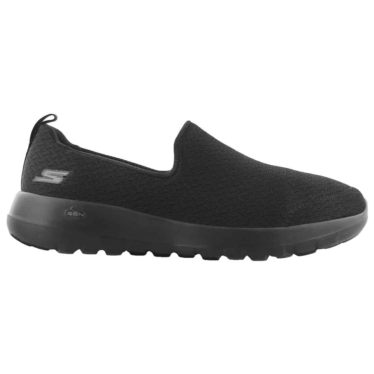 Lds GOwalk Joy Rejoice blk slip on shoe