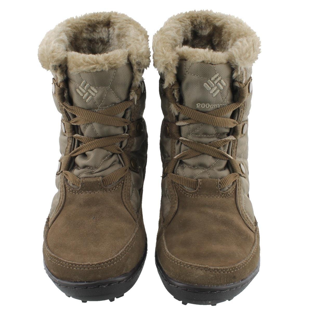 Original Womens Snow Boot Nylon Short Winter Snow Fur Rain Warm Waterproof