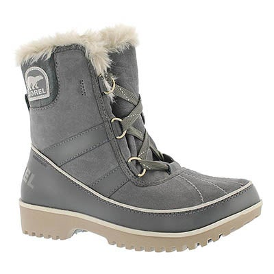 Sorel Women's TIVOLI II quarry mid shaft winter boots