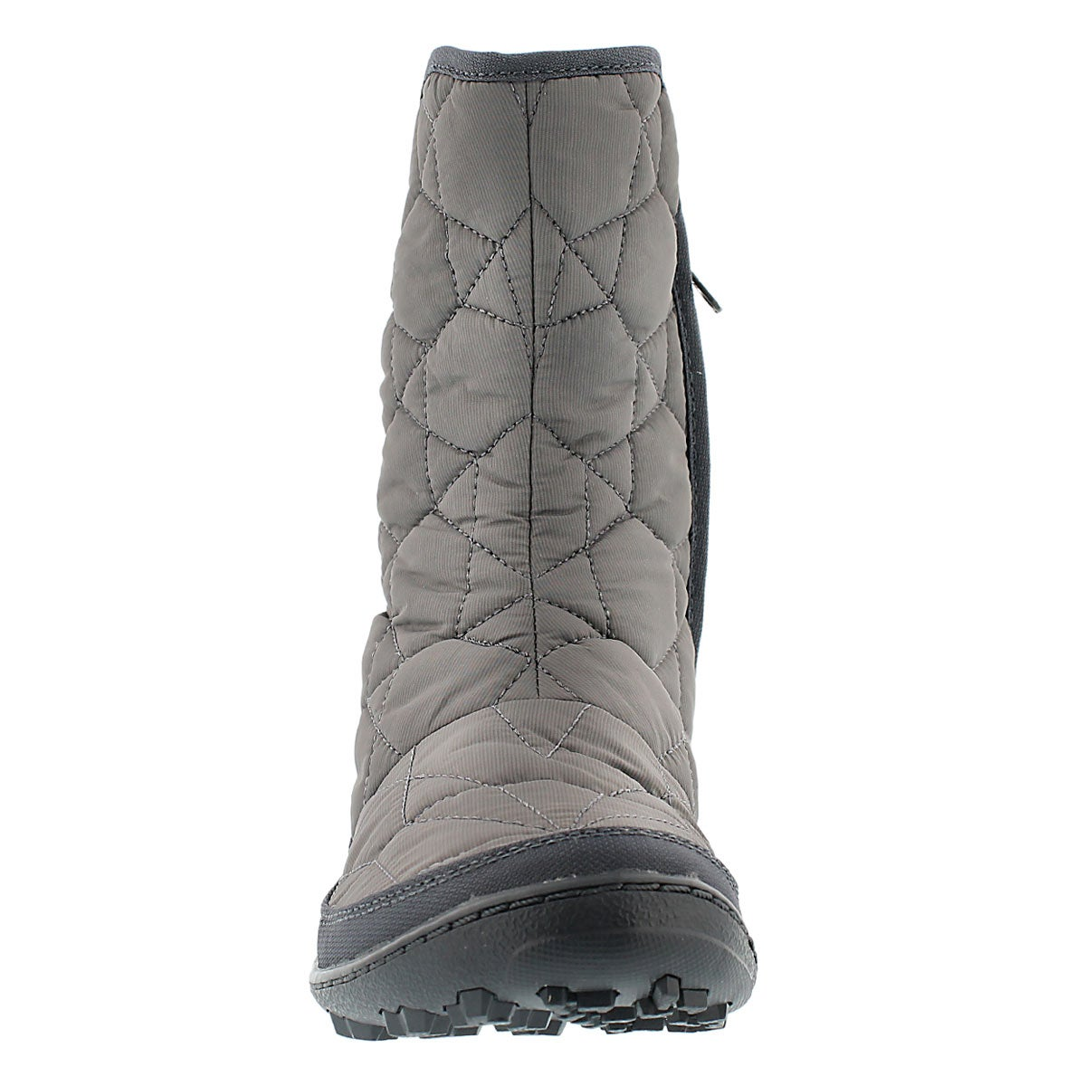 Lds Minx Slip II grey pull on wnter boot