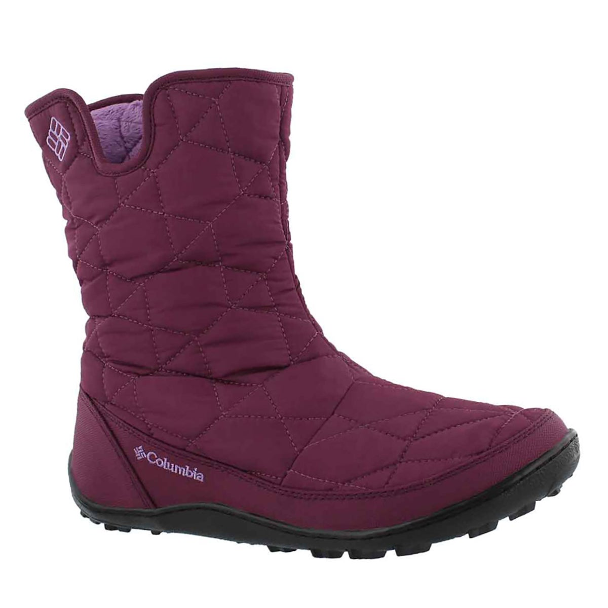 Women's MINX SLIP II raspberry pullon winter boots