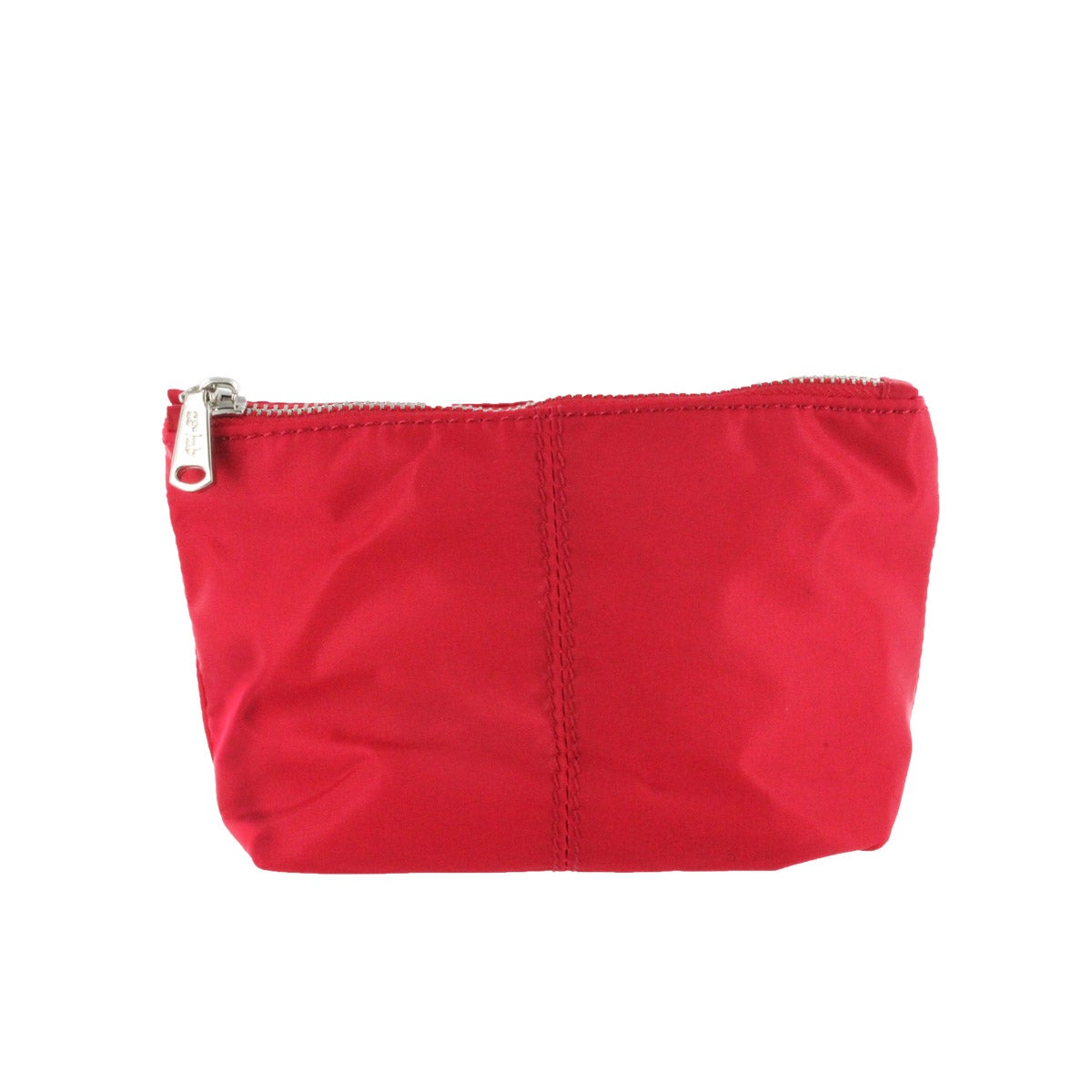 Lds Cosmetics & Such red cosmetic bag