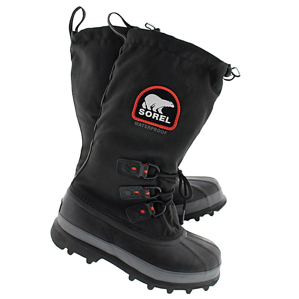 Mns Bear XT blk wtrpf winter boot