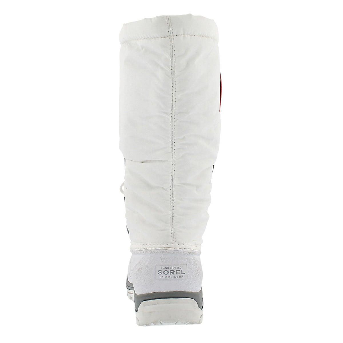 Botte hiver blanc SNOWLION XT, fem