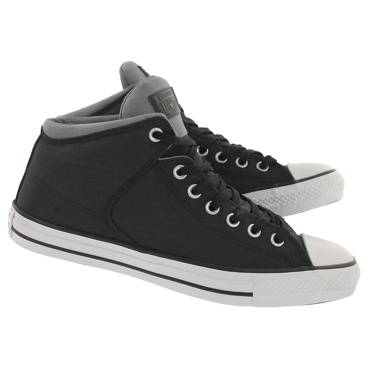 Mns CT A/S High Street Hi Cord blk snkr