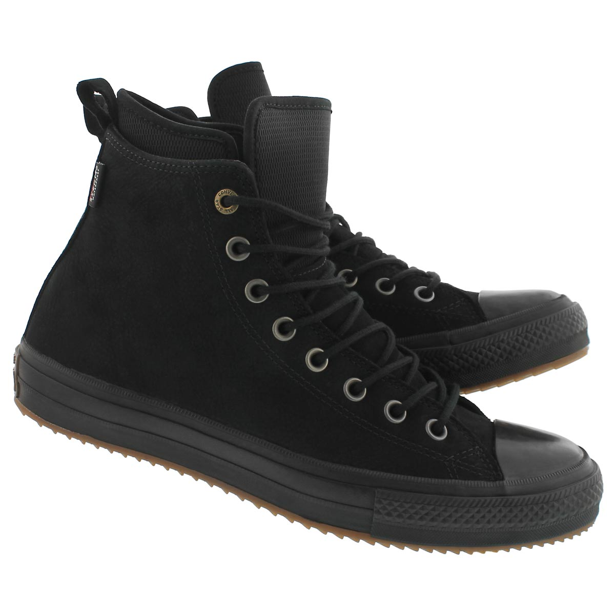 Mns CT Waterproof Hi black boot