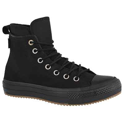 Lds CT Waterproof Hi black boot
