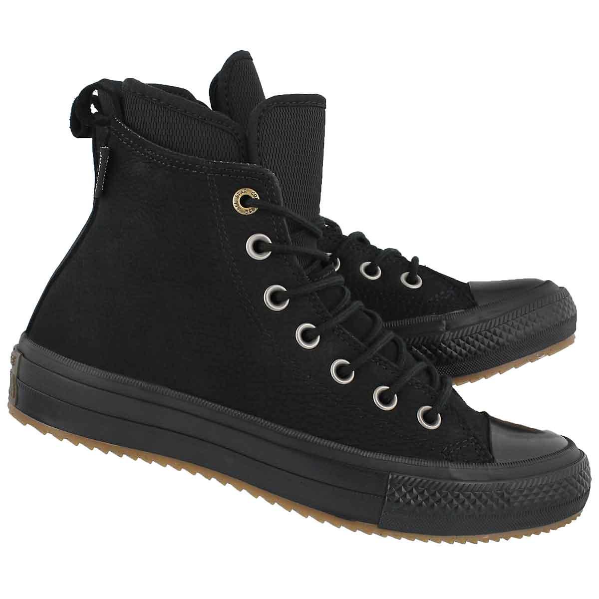 Lds CT Waterproof Hi black boot