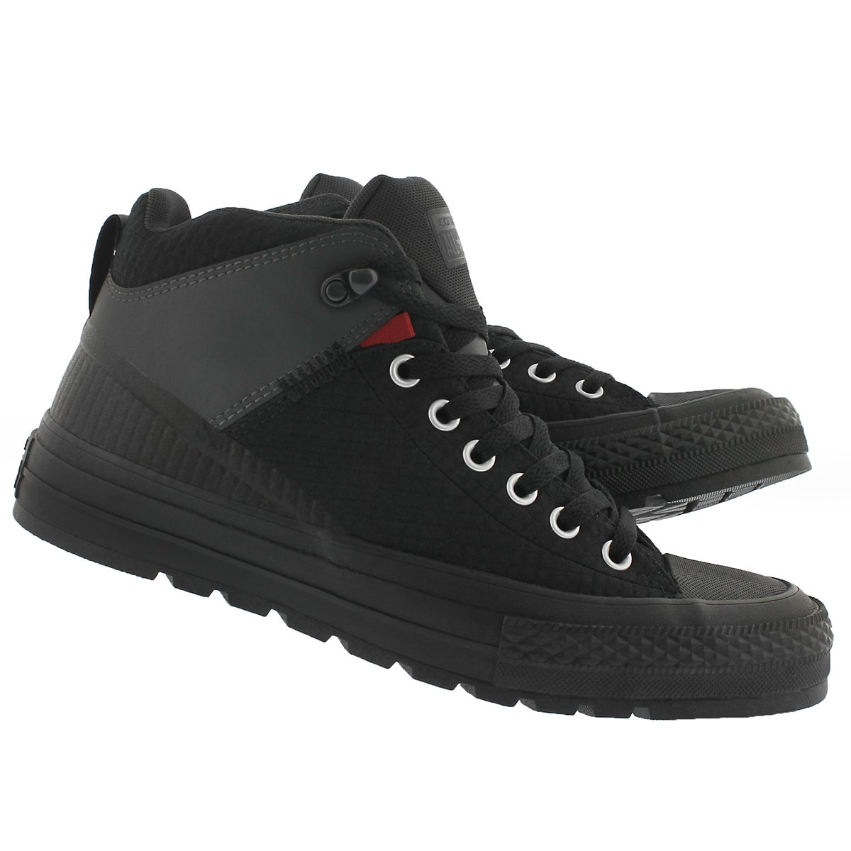 Mns CT A/S Street black/red boot