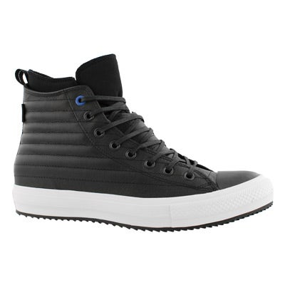 Mns CT Waterproof Hi blk/blue boot