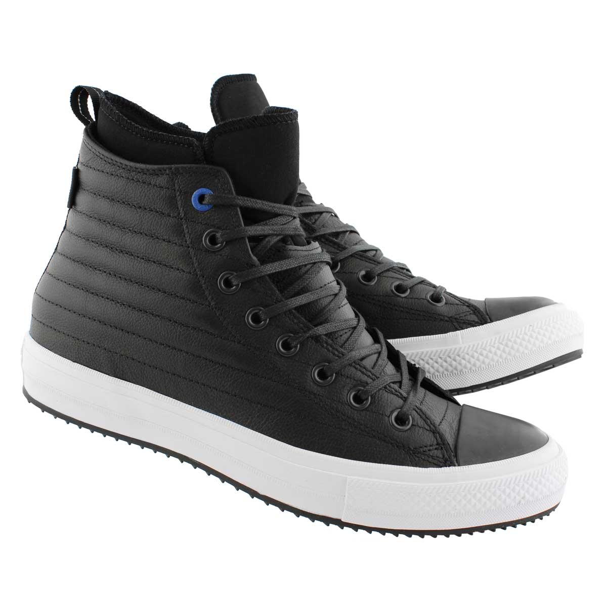 Mns CT Waterproof Hi blk/blue boot