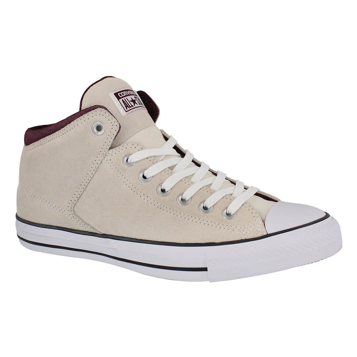 Men's CT ALL STAR HIGH STREET MID egrt/pl sneakers