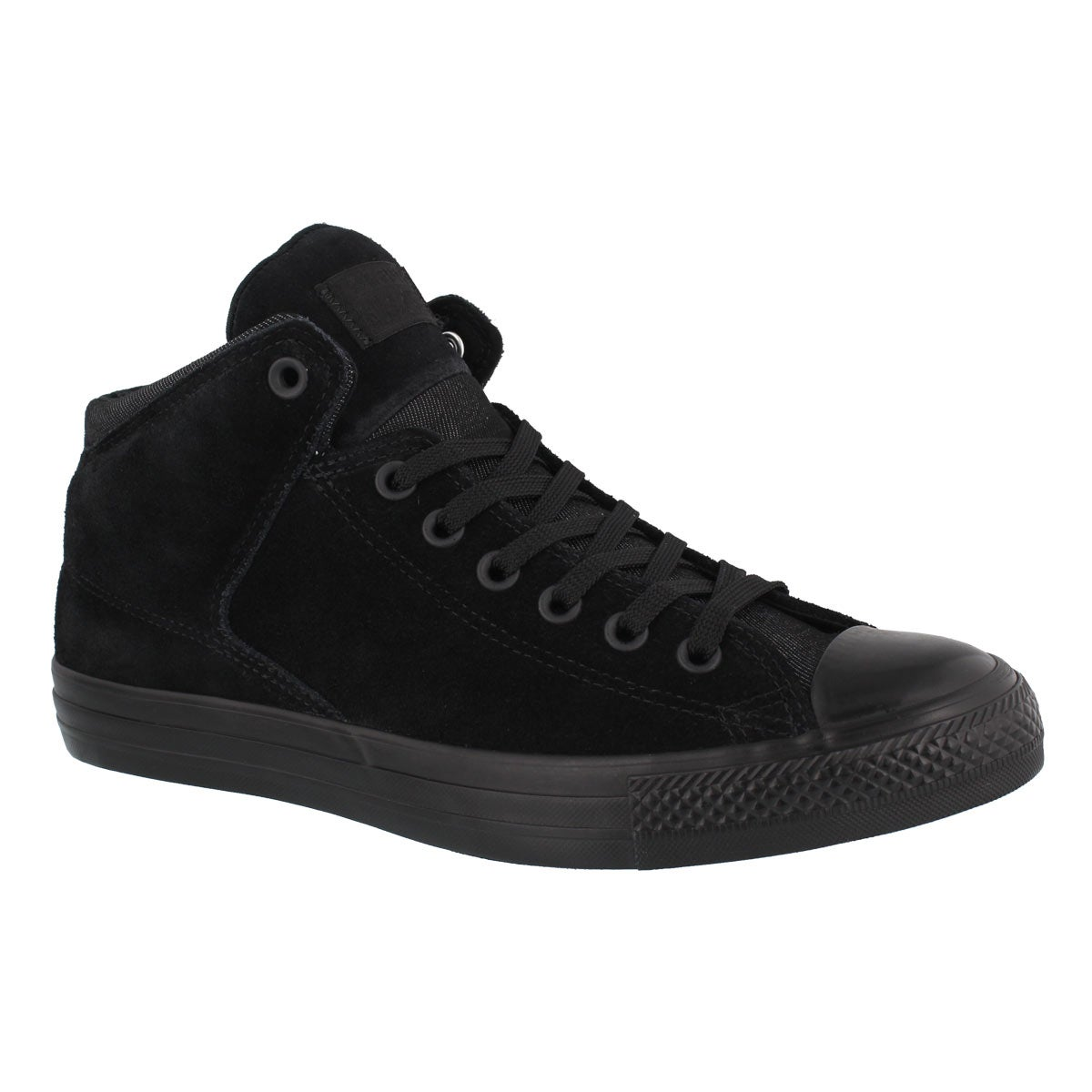Men's CT ALL STAR HIGH STREET MID blk sneakers