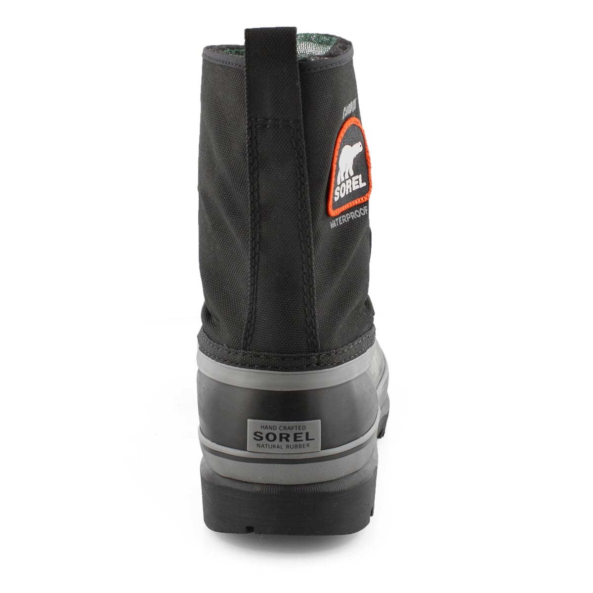 Mns Caribou XT black wtpf winter boot