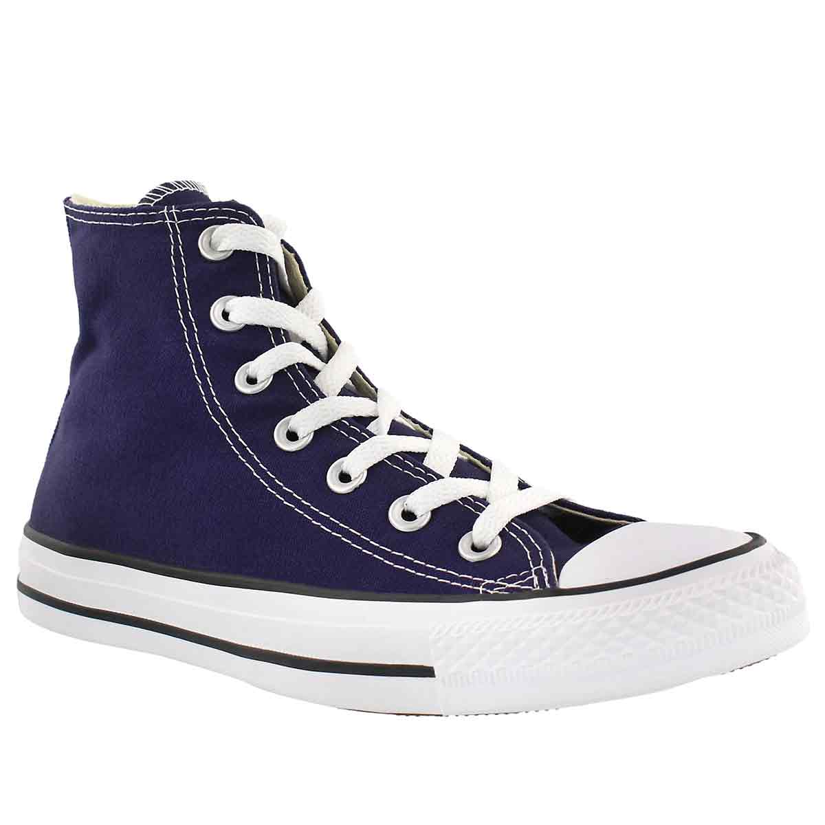 Women's CT ALL STAR SEASONAL mdnt indigo hi tops
