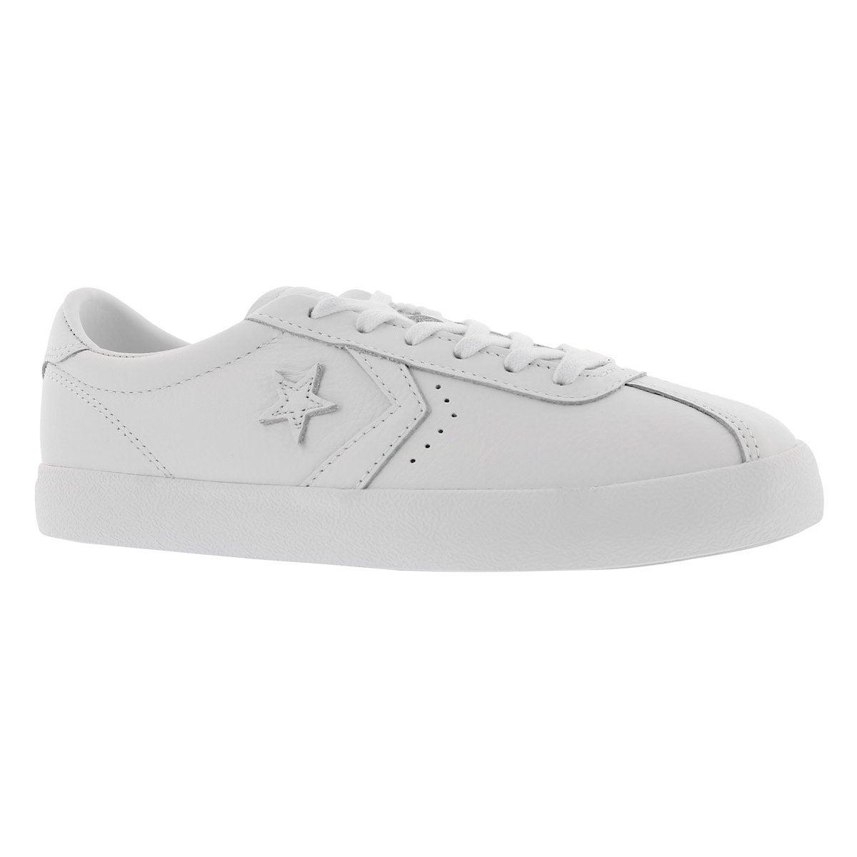 Ladies' BREAKPOINTwhite sneakers