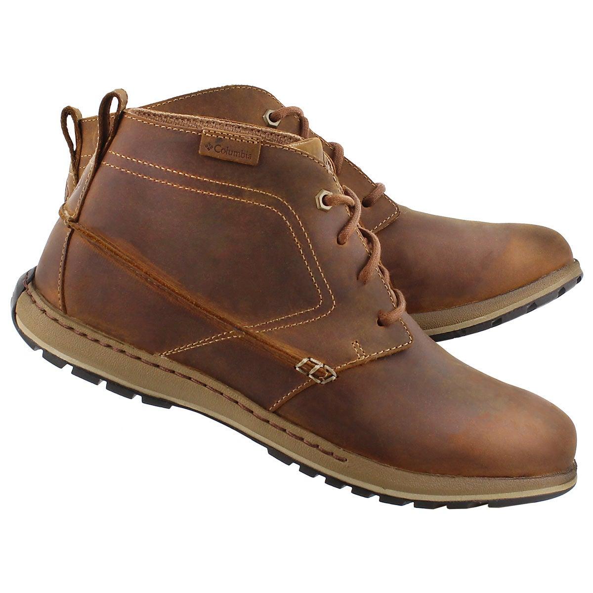 Mns Davenport Chukka nutmeg casual boot