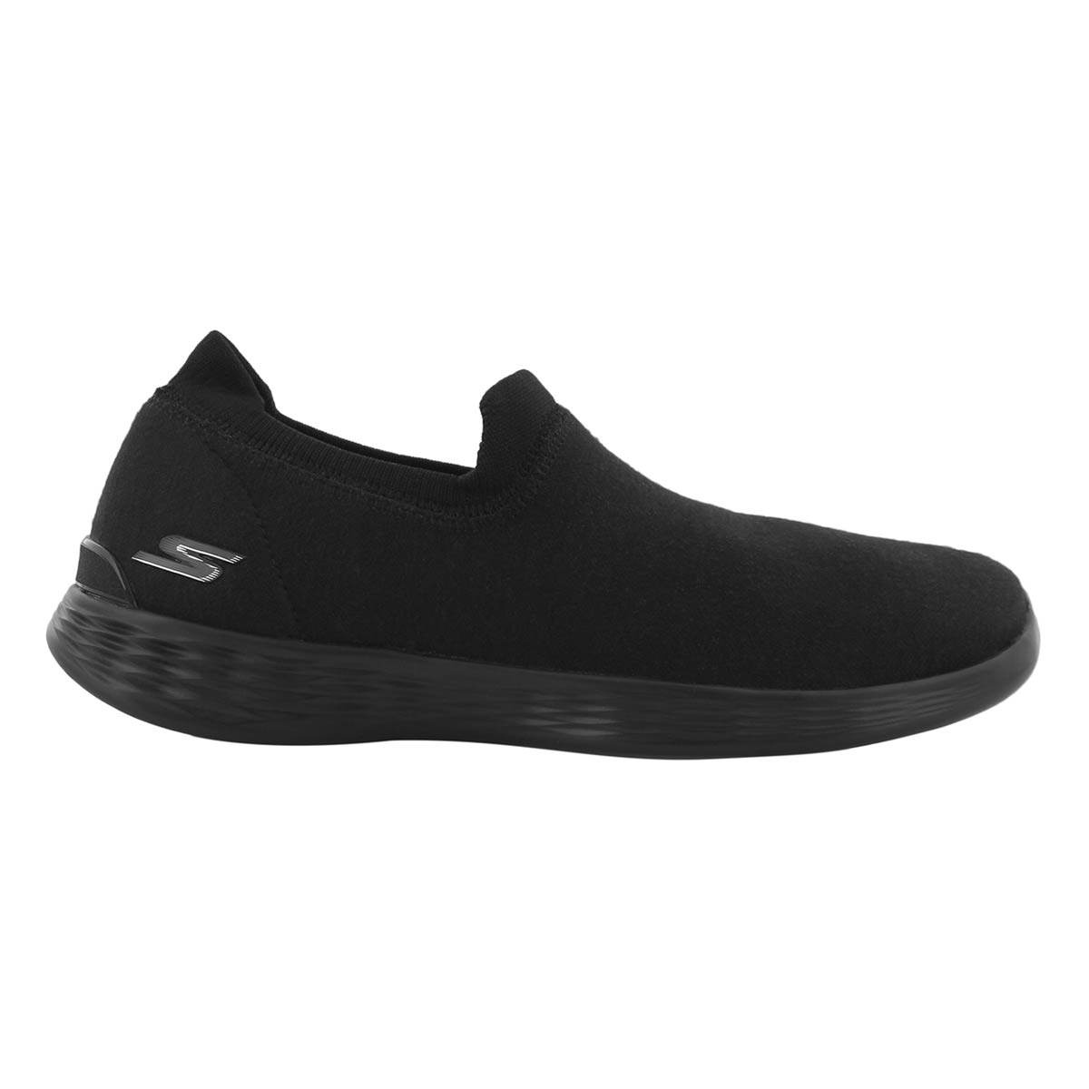 Lds YOU Define Perfection blk/blk slipon