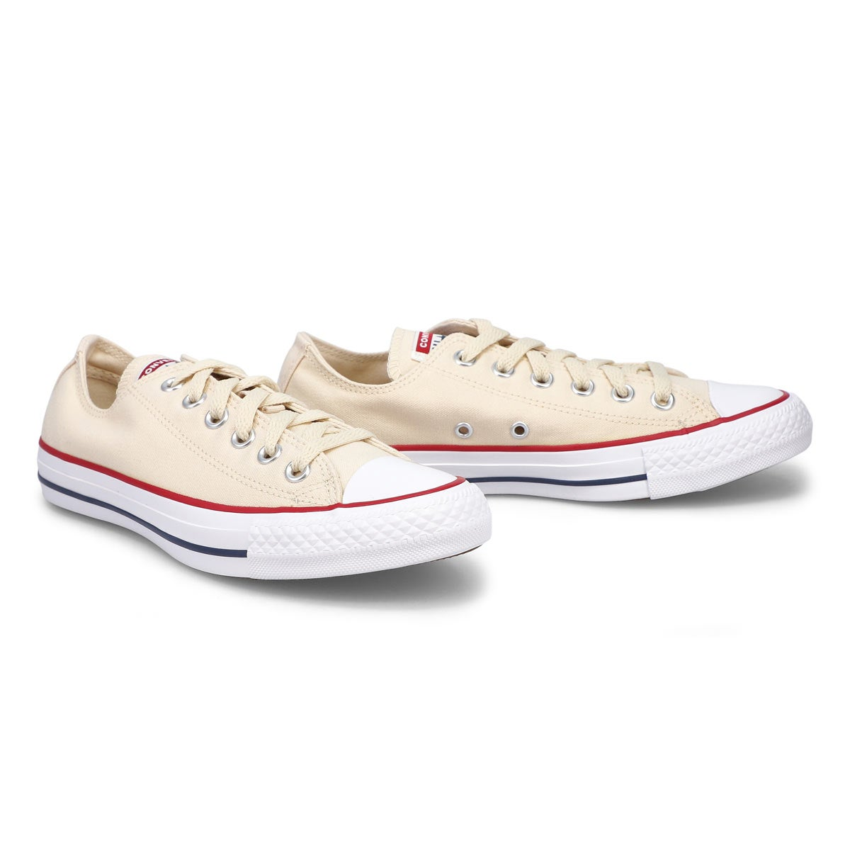 Lds CT All Star Core Ox ivory sneaker