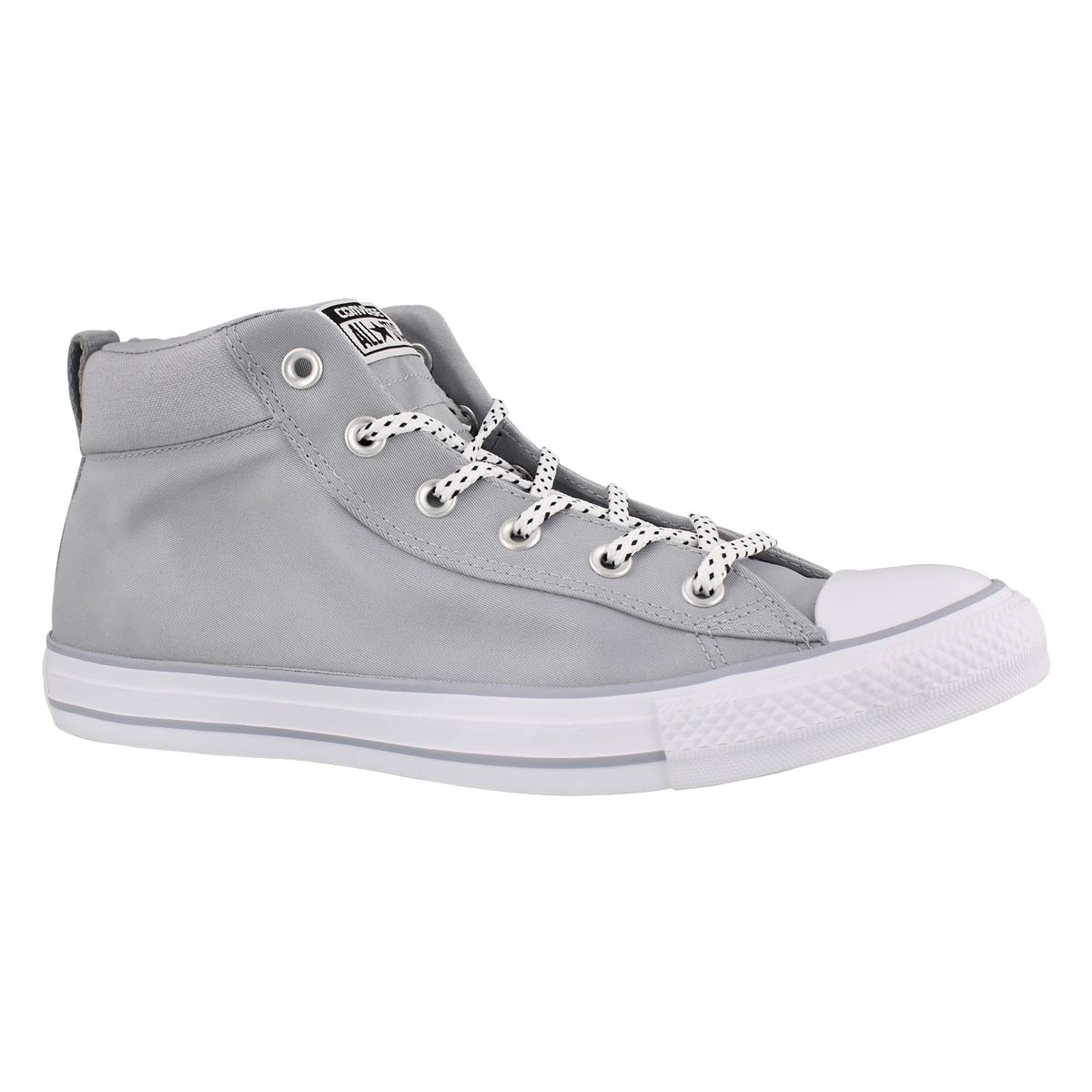 Men's CT ALL STAR STREET MID wolf grey sneakers