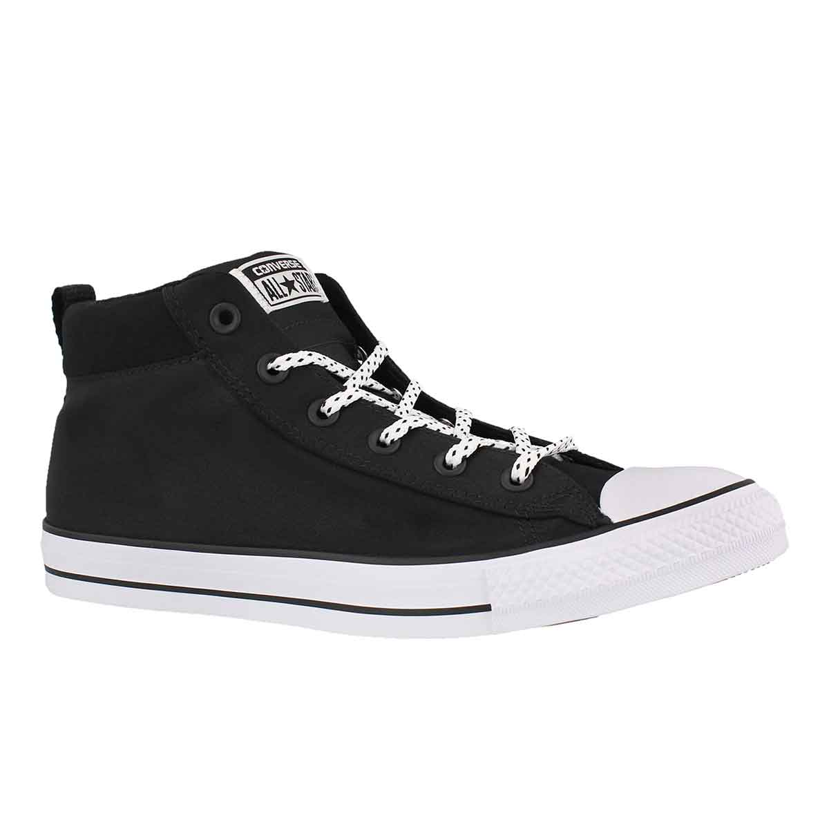 Men's CT ALL STAR STREET MID black sneakers