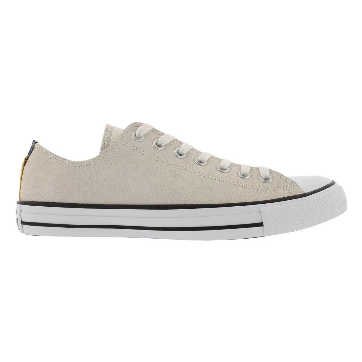 Mns CT All Star Leather Ox egret sneaker