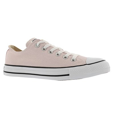 Lds CT AS Seasonal barely rose sneaker
