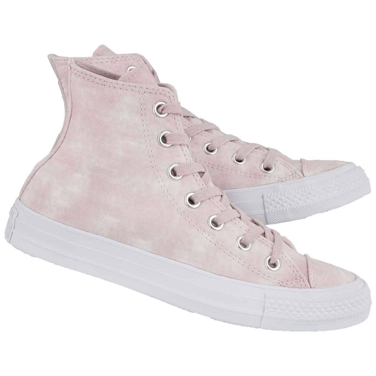 Lds CT AS Peached Wash coral high top