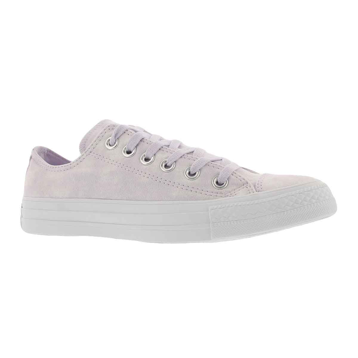 Women's CT ALL STAR PEACHED Wash brly grp sneakers