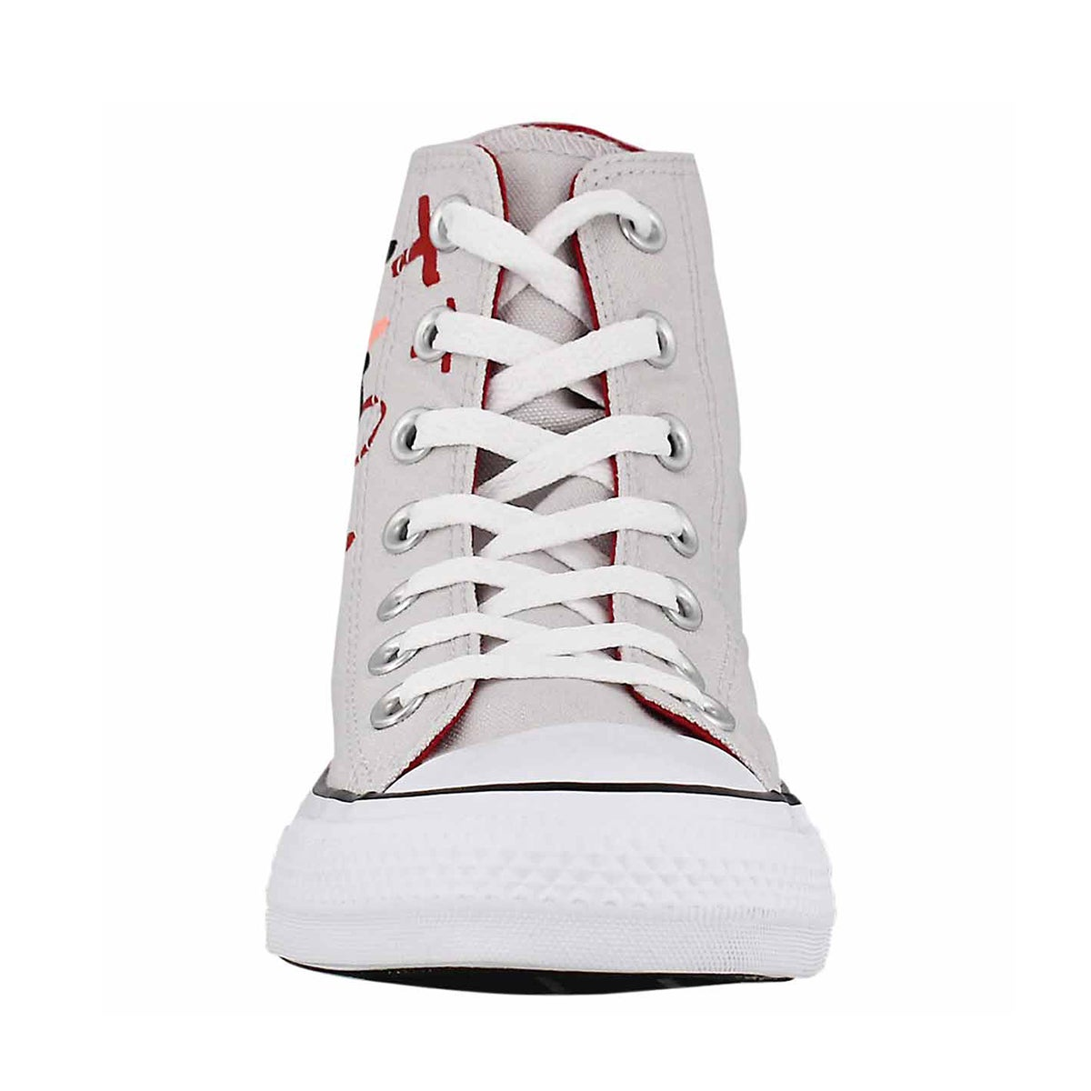 Lds CTAS Bleeding Love Hi mouse/red snkr