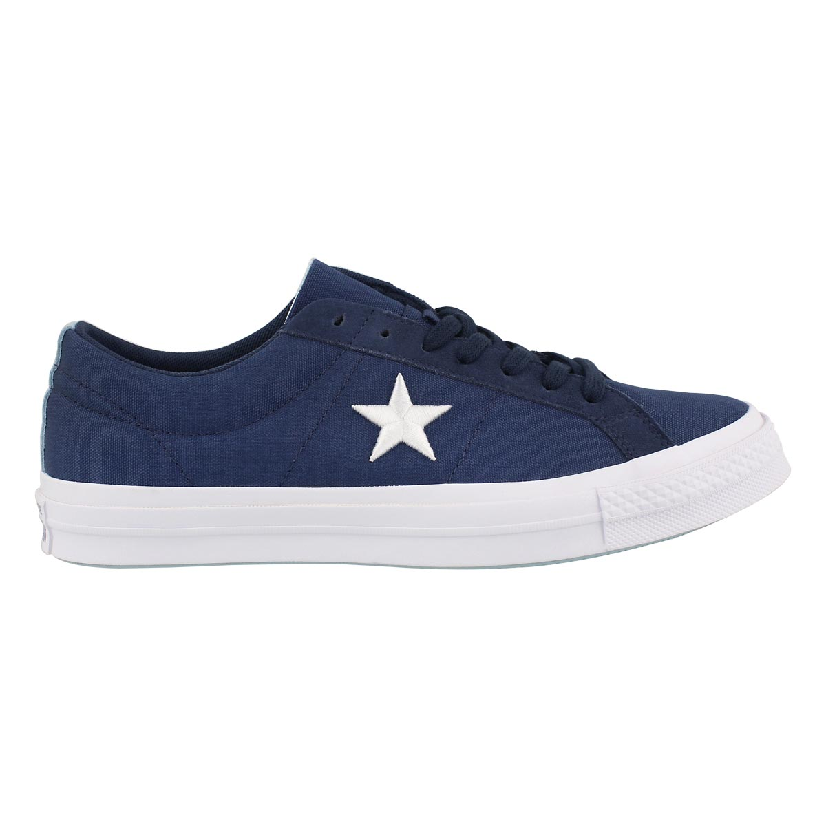 Mns One Star nvy/wht fashion sneaker