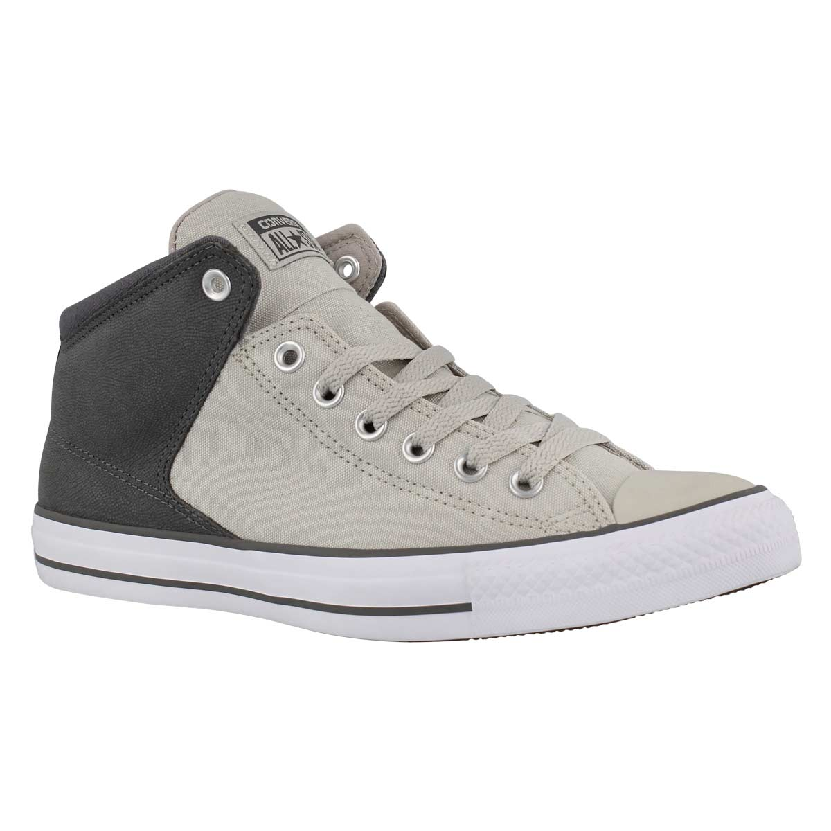 Men's CT ALL STAR HIGH STREET pale grey sneakers