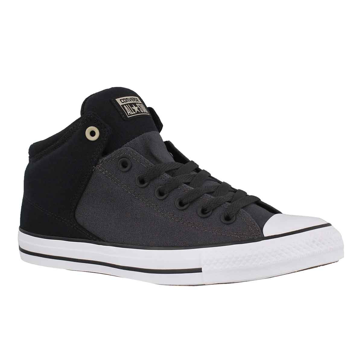 Men's CT ALL STAR HIGH STREET black/grey sneakers