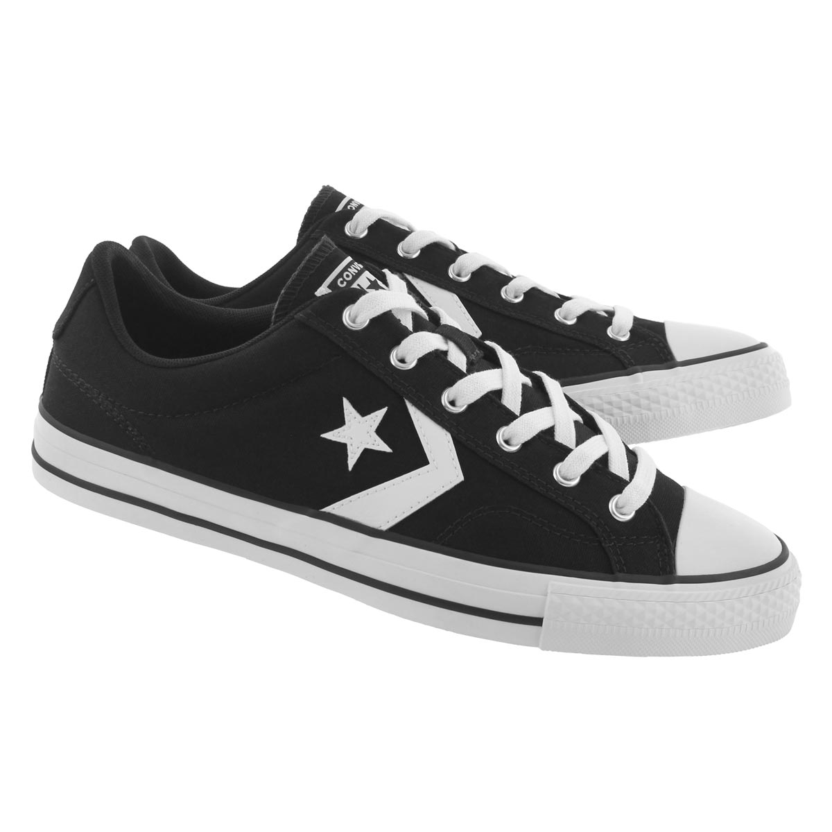 Mns CTAS Star Player blk/wht snkr