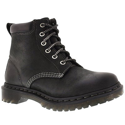 Dr Martens Women's RUGGED 939 black hiking boots
