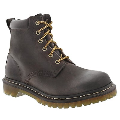 Dr Martens Women's RUGGED 939 brown hiking boots