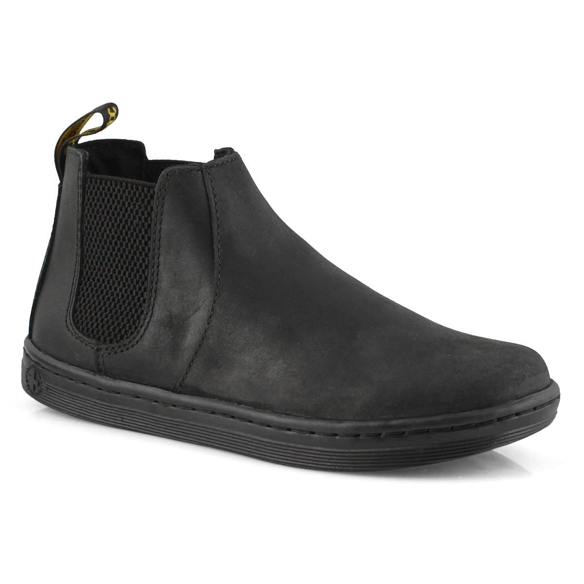 Lds Eclectic Katya black chelsea boot