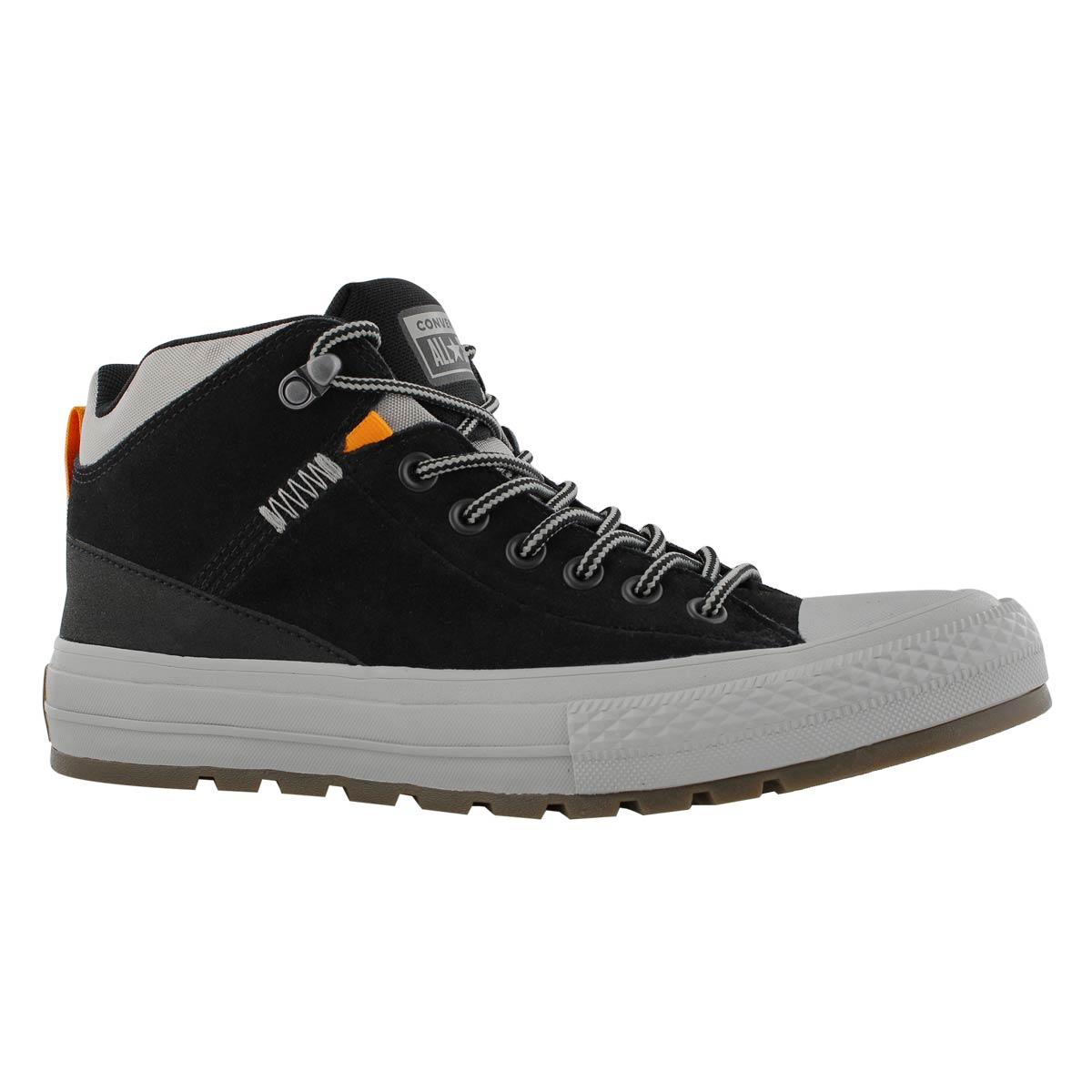 Mns CT A/S Street blk/blk boot