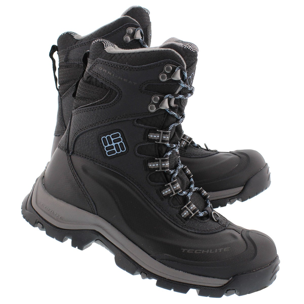 Lds Bugaboot Plus III black wntr boot
