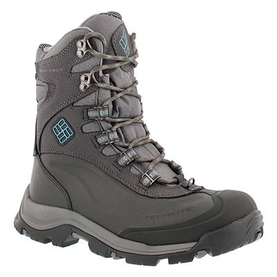 Columbia Women's BUGABOOT PLUS III shale winter boots