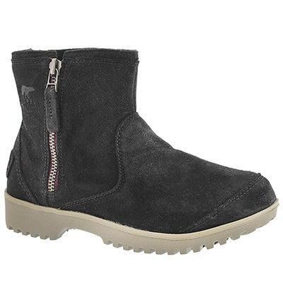 Lds Meadow Zip black wtpf bootie