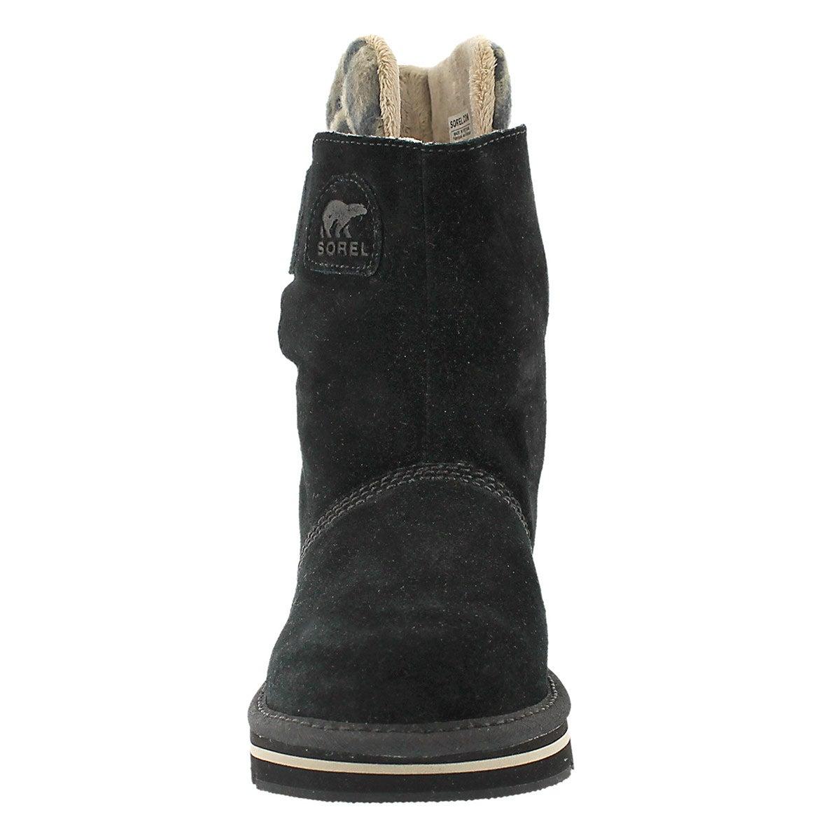 Lds The Newbie black bootie