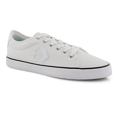 Mns Star Replay Ox wht/wht snkr